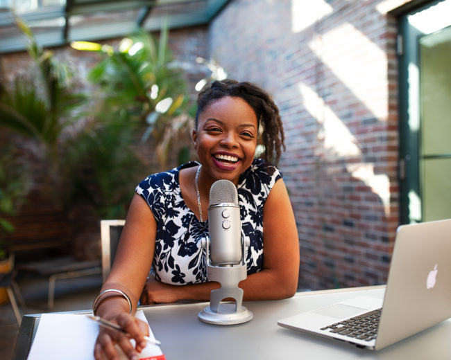 Danielle Desir - The Thought Card Podcast