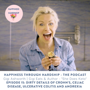 """""""Happiness through Hardship"""" - The Podcast"""