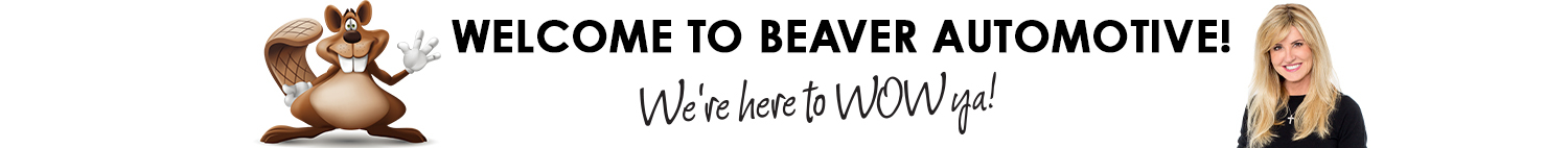 Linda and Bucky Beaver Welcome You to Beaver Automotive