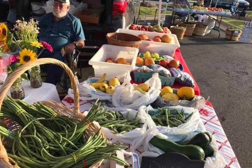Alex City Farmers Market