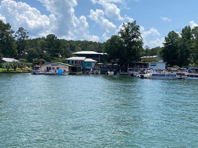 Chuck's marina