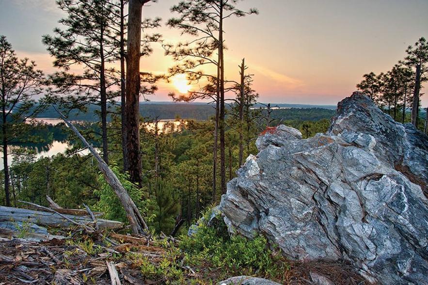 Cherokee Ridge Alpine Trail