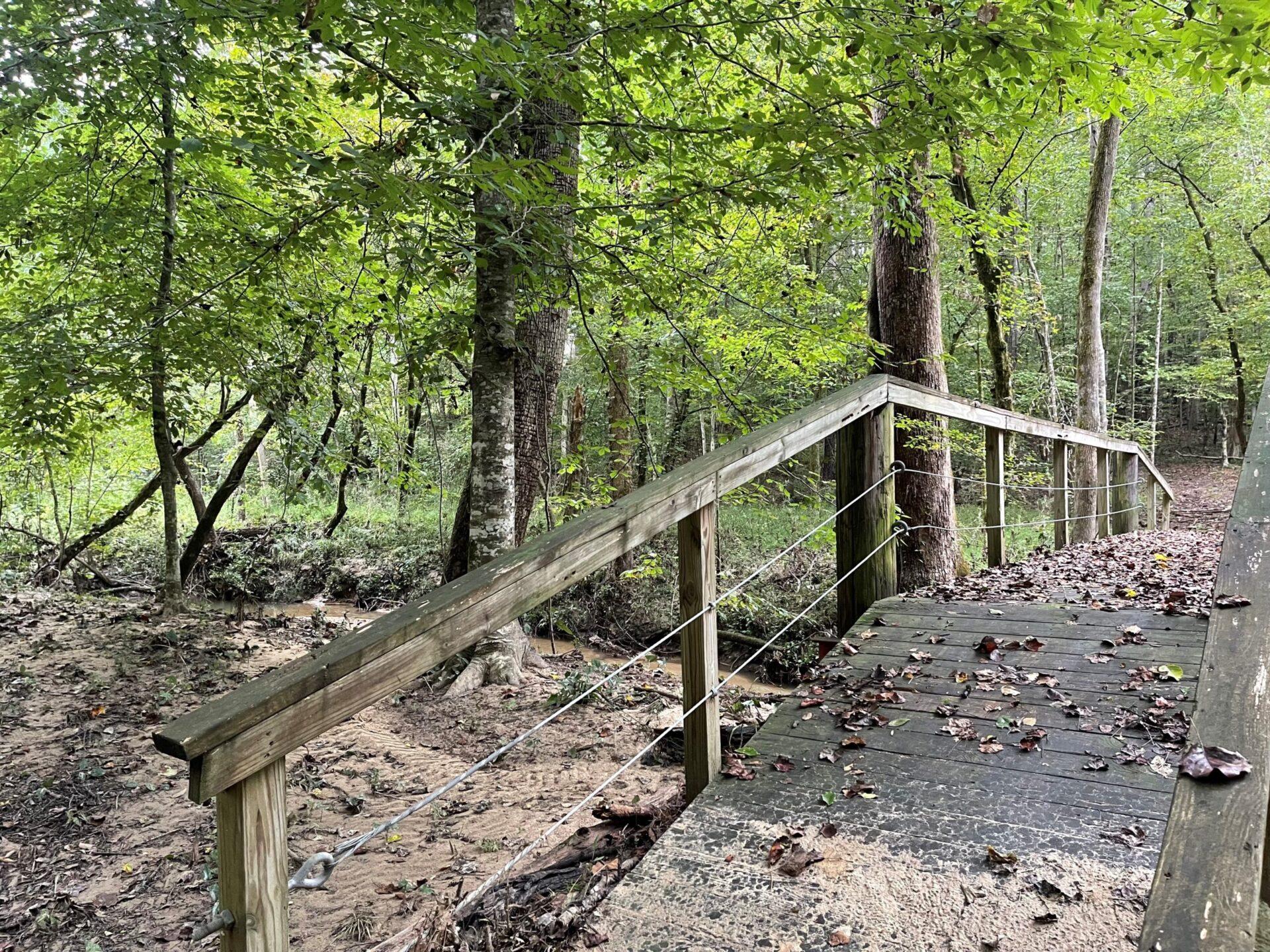 Trail at the Charles E. Bailey Sportplex