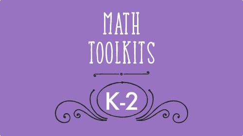Math toolkits k-2
