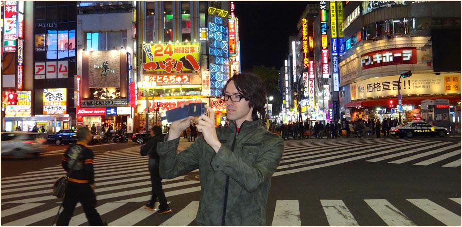 Tom in Tokyo