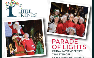Little Friends Holiday Parade of Lights