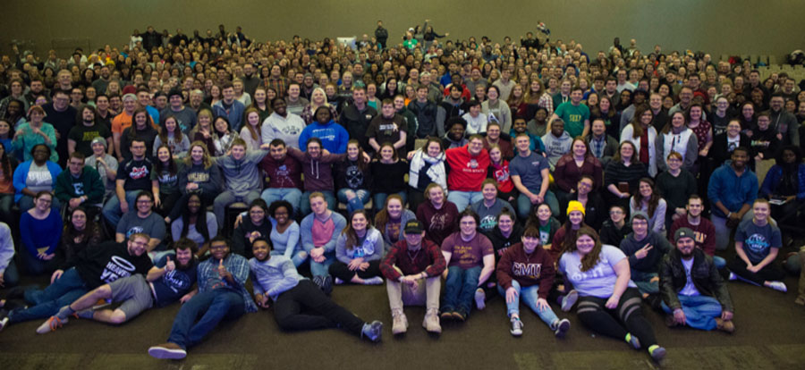 Chi Alpha Campus Ministries – Gregg and Erin Glutting – April 2018 Newsletter