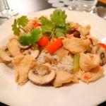 Thai Ginger Chicken