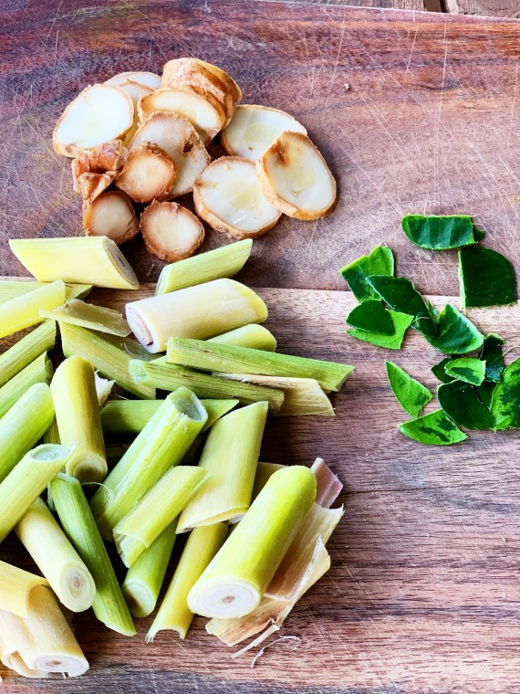 Tom Yum Recipe | thai-foodie.com