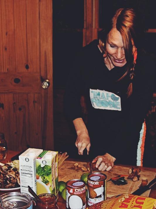 Thai Cooking Classes in Boone, NC | thai-foodie.com