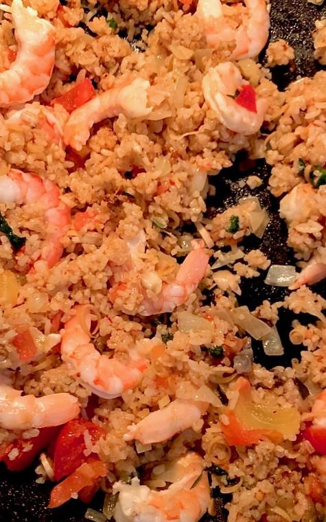 Tom Yum Fried Rice | Thai-Foodie