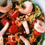 Thai Carrot Cucumber Salad | Thai-foodie.com