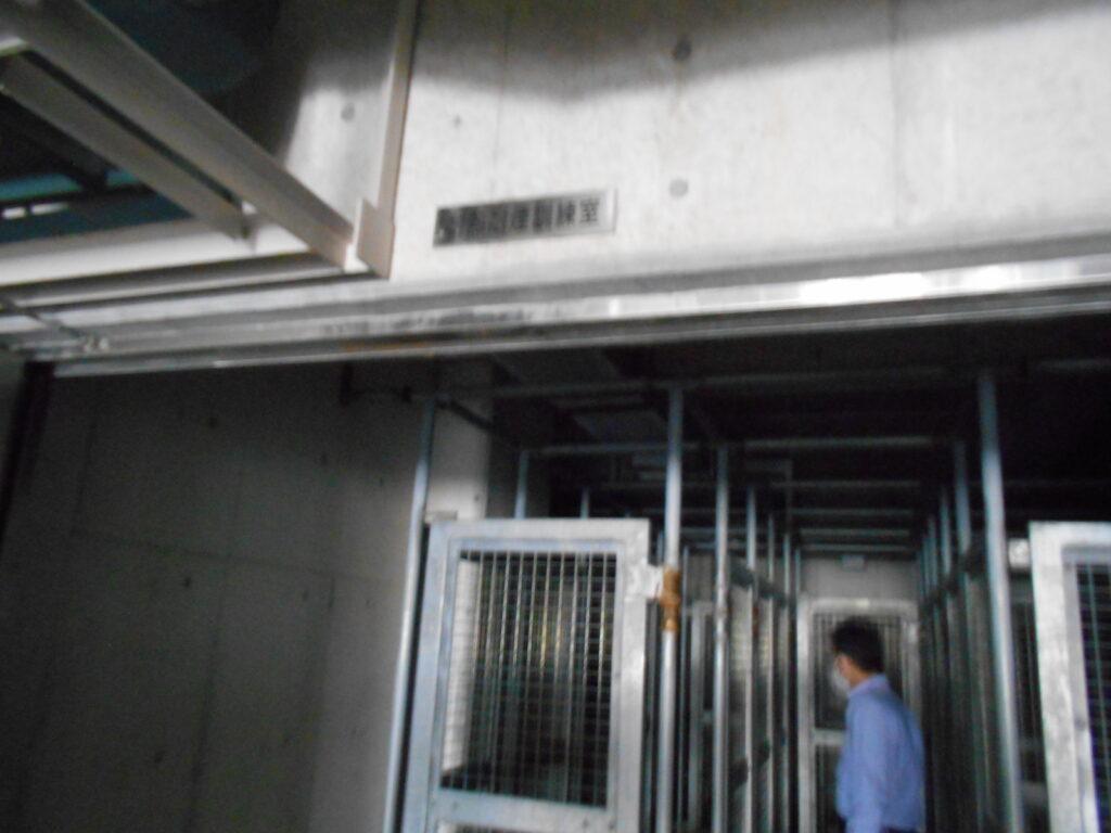 耐熱耐煙訓練室
