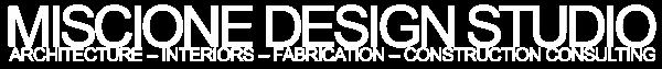 Miscione Design Logo