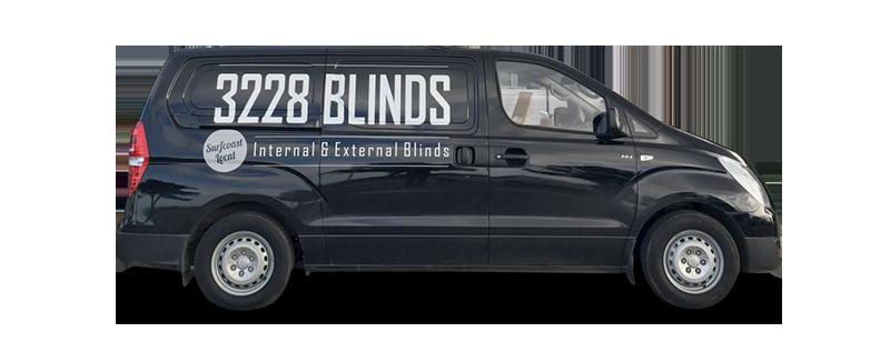3228 Blinds Van