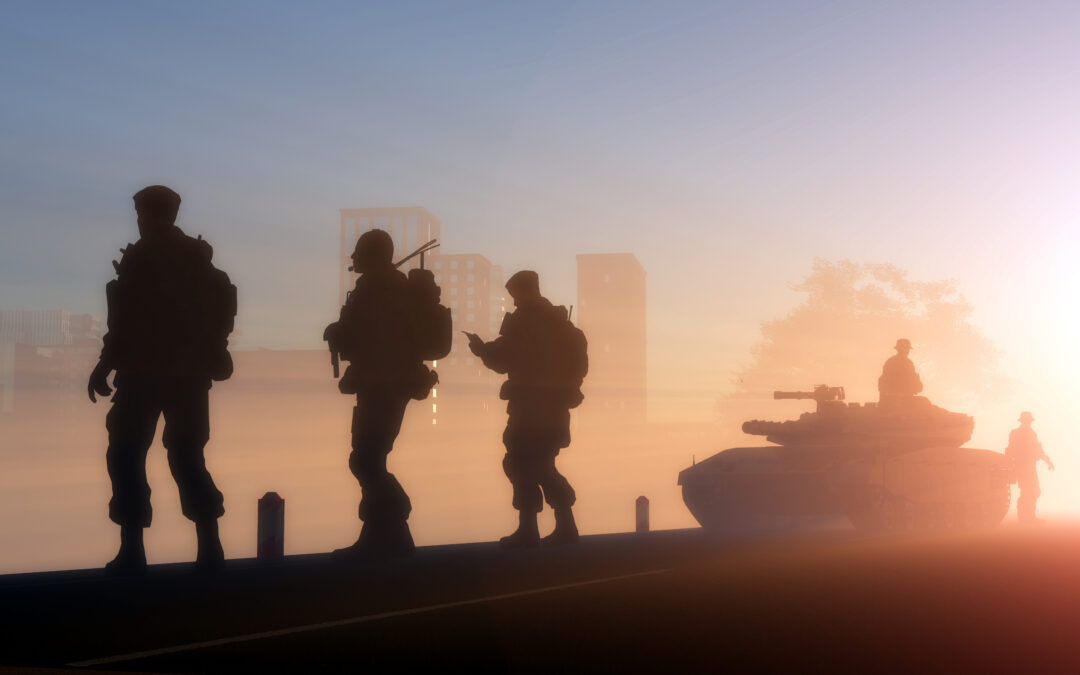 4 Reasons to Have a Combat Vet Represent You