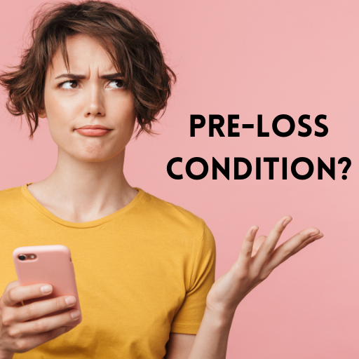 What Does Pre-Loss Condition Mean for Auto Hail Damage?
