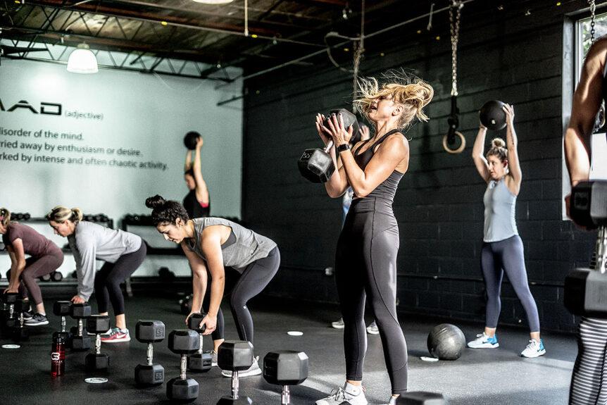 madabolic fitness class