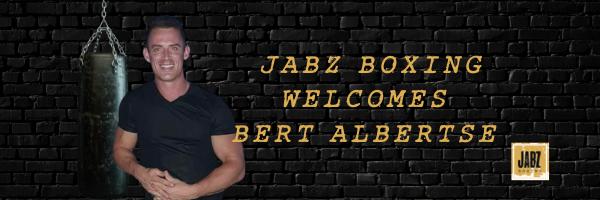 Jabz Welcomes Brand President, Bert Albertse