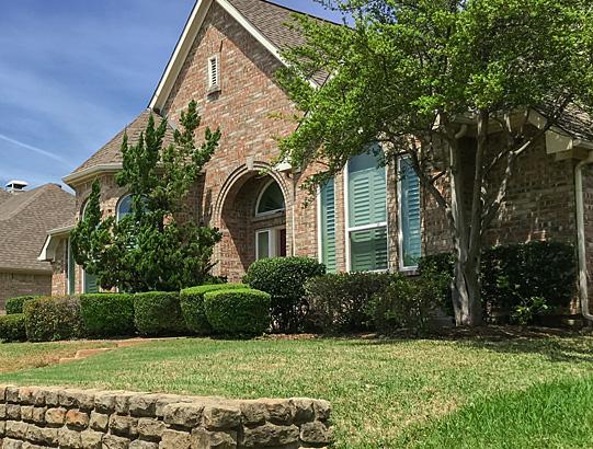 foundation repair - North Texas