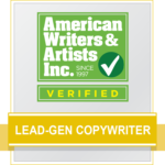 AWAI Verified Lead-Gen Copywriter