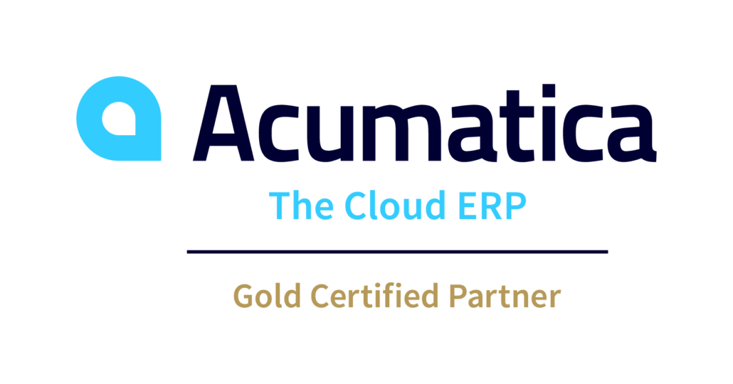 Gold Certified Acumatica Partner