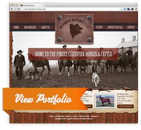 Gravy Creative Web Design Example