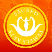 Sacred Temple Arts Goddess logo