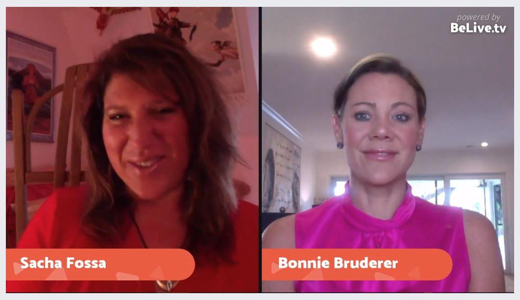 Bonnie Bruderer Interview with Sacha Fossa
