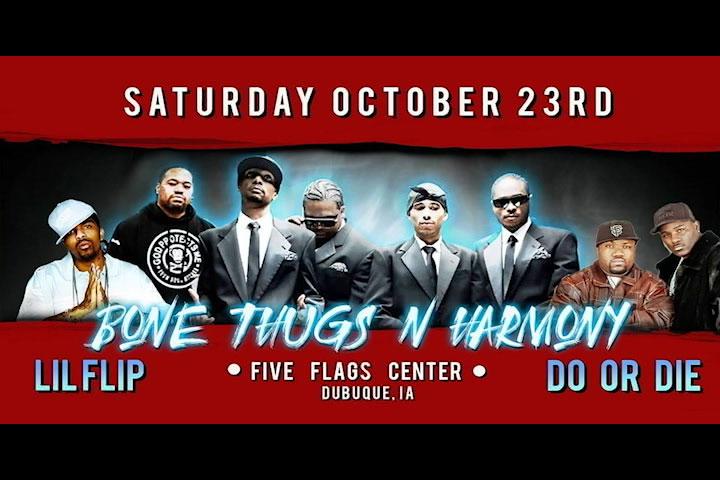 Register To Win Bones N Thugs Concert Tickets