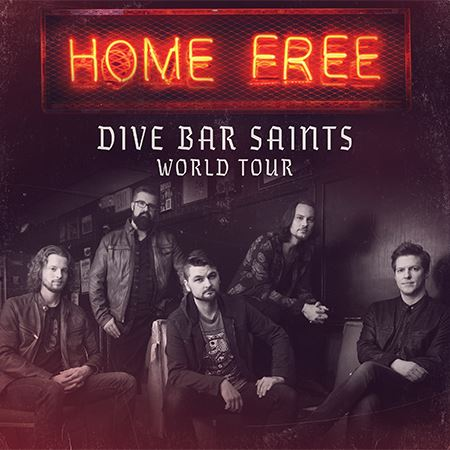 Register to Win Home Free Dive Bar Spirits