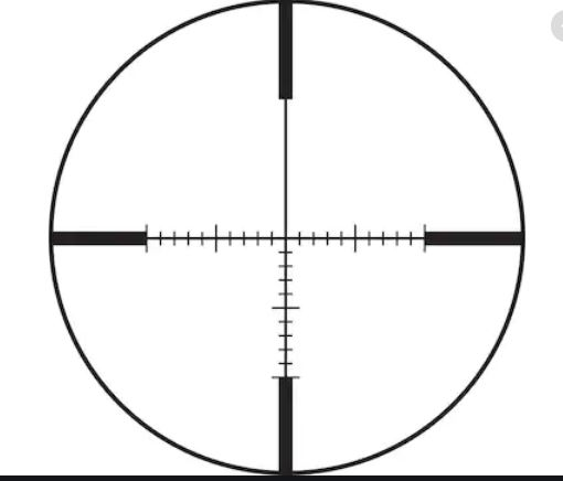 How to Use MOA Reticle