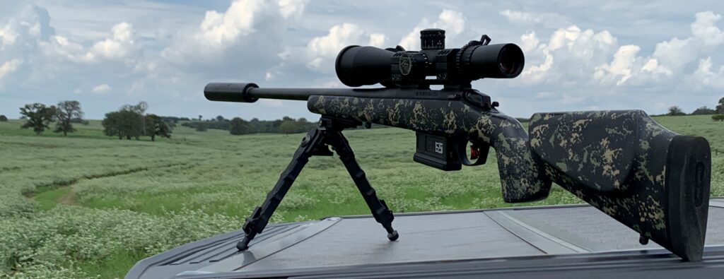 McMillan Game Hunter Woodland Carbon Ambush