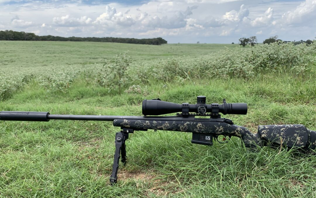 McMillan Game Hunter Woodland Carbon Ambush Stock