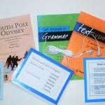 English Resource Books Selection