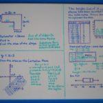 Algebra, Geometry & Statistics revision solutions