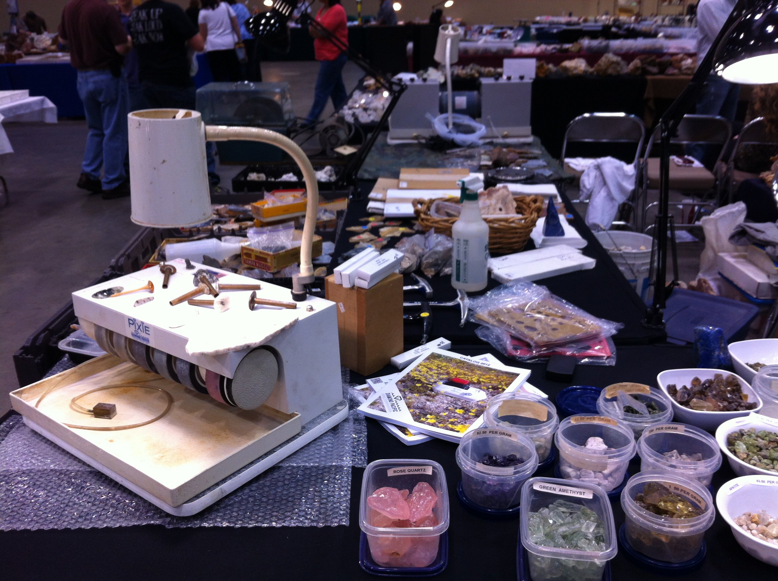Huntsville Gem Jewelry and Mineral Show