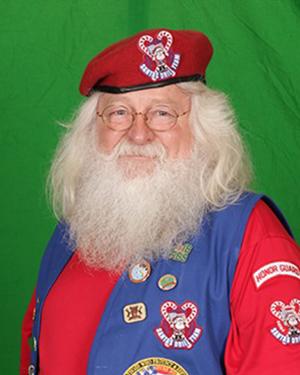 Santa Dennis Hoffman