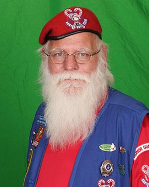 Santa Jim Beam