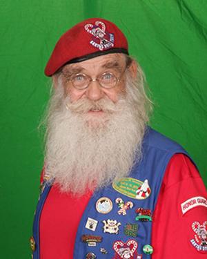 Santa Steve Hadala
