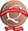 Bronze – Commitment to Quality award