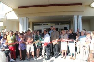 Florida Presbyterian Homes ribbon-cutting for new ALF