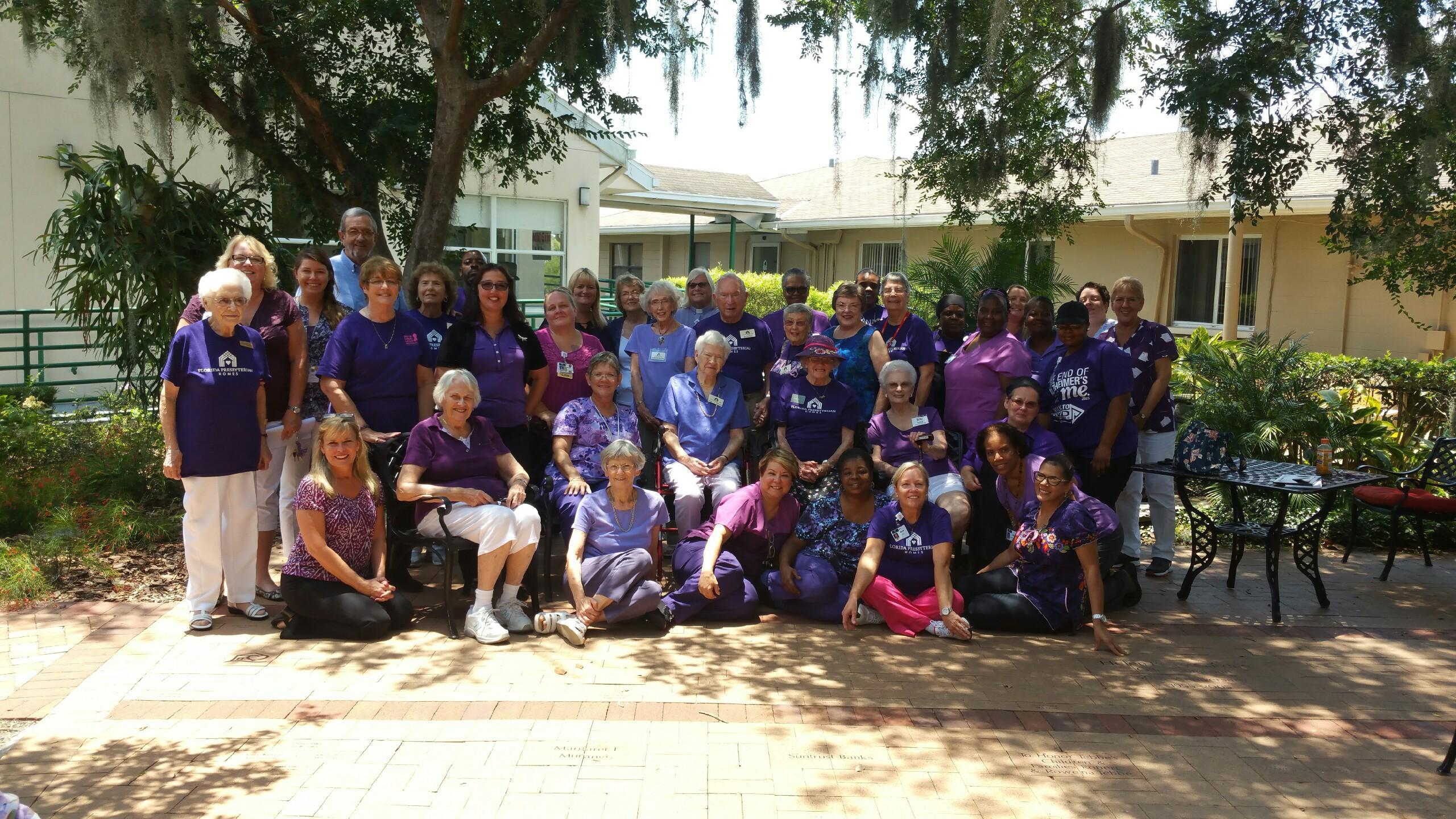 Elder Abuse Awareness Day 2016
