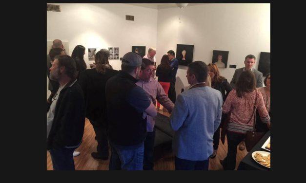 First Art Reception