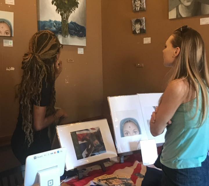 Art Reception July 29 2017