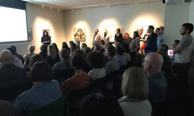 21c Museum Art Reception