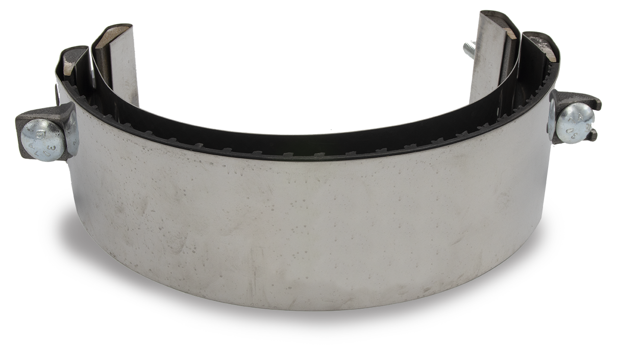 Oilfield Product Hodges Manufacturing Jiffy Clamp Half