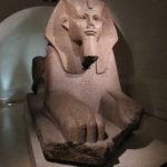 Sphinx, Louvre