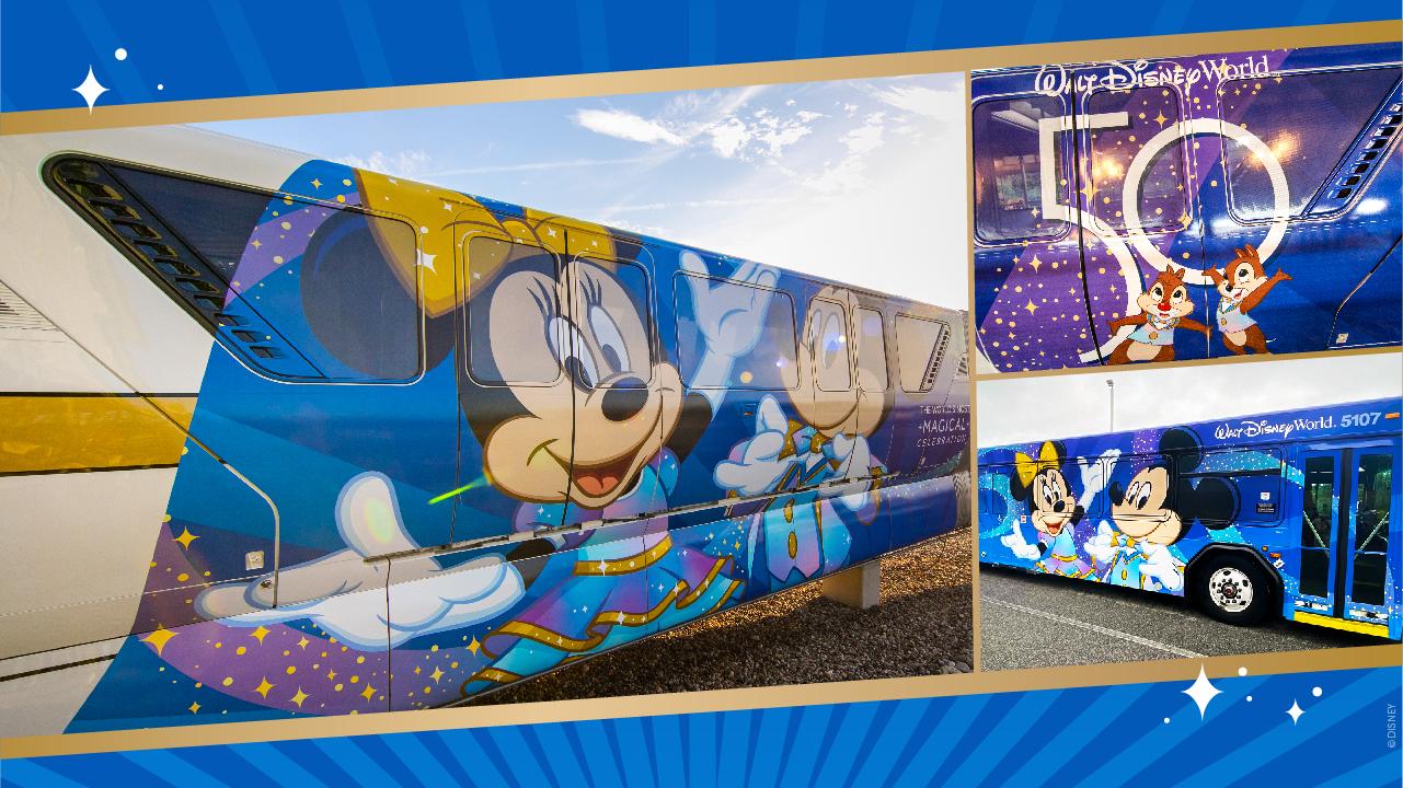 Disney World 50th celebration