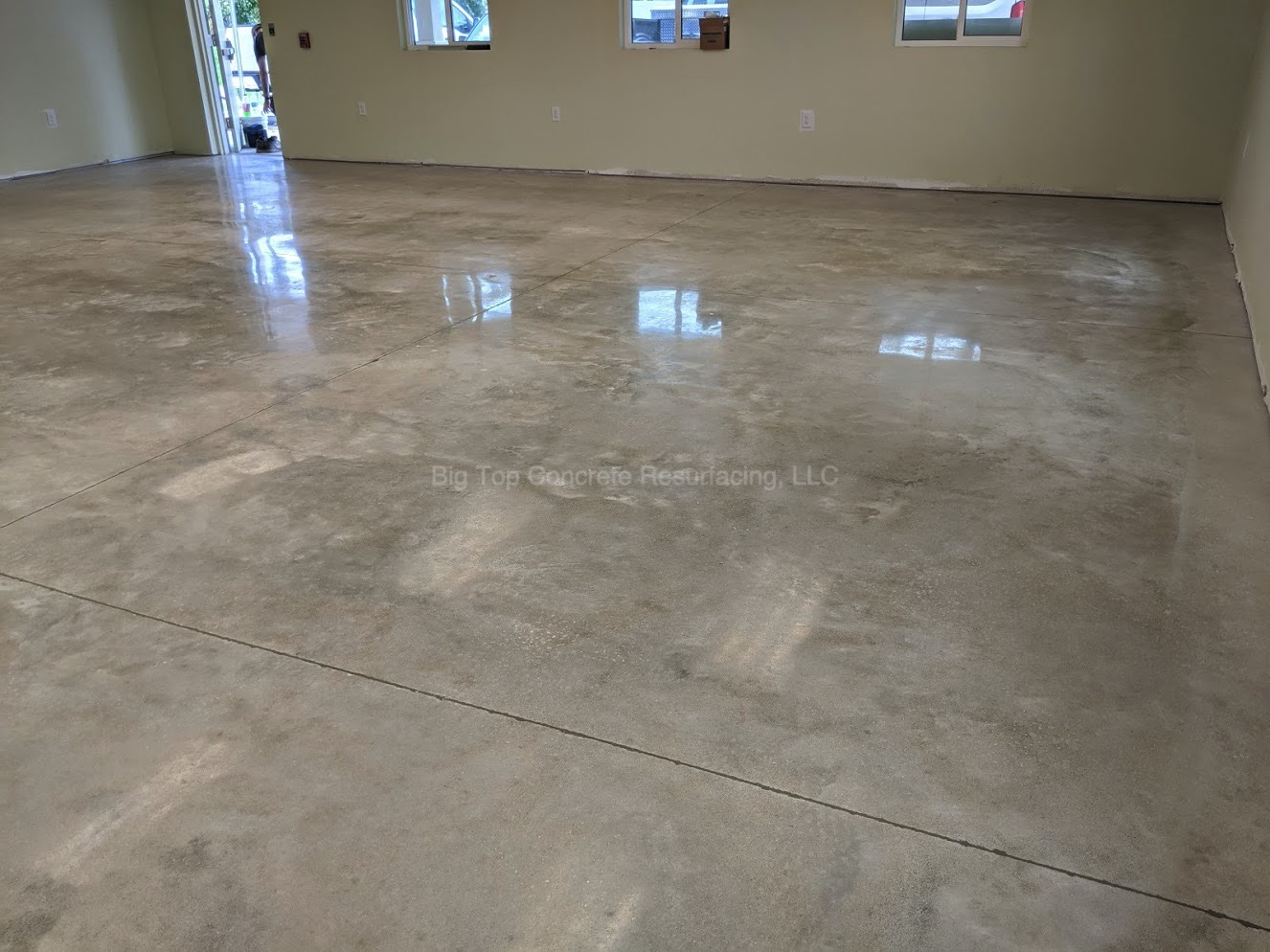 Concrete Polishing Contractor Orlando